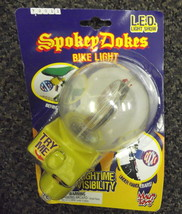 Maui Toys Yellow Spokey Dokes LED Bike Light #79011 UPC:037423790119 - $10.89