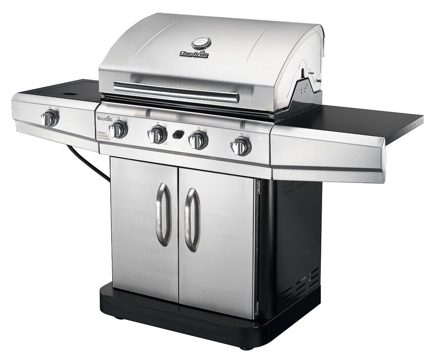 Char Broil Gas Grill ~ Char broil classic burner stainless steel btu
