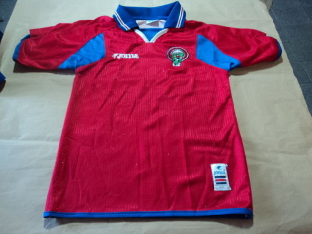 buy online 3b7b7 03ef0 old soccer Jersey Costa Rica Joma. size lady and 50 similar ...