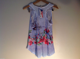 NEW Womens Sunshirt Light Lavender Tank Top Size XL Made in USA image 5