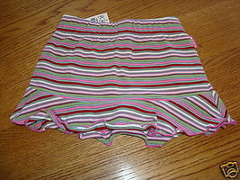 The Children's Place girls striped skort skirt months 24 mos NWT^^ - $4.94