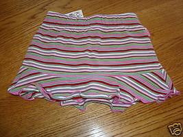 The Children's Place girls striped skort  skirt months 12 mos NWT^^ - $4.94