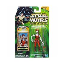 Star Wars Power of the Jedi Aurra Sing with Jedi Force File - $11.99