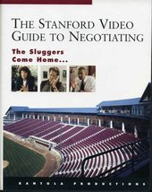 The Stanford Video Guide to Negotiating the Sluggers Come Home... - $197.51