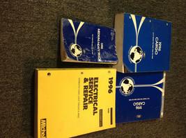 1996 Ford Cargo Truck Service Shop Repair Workshop Manual Set W EVTM + S... - $33.61