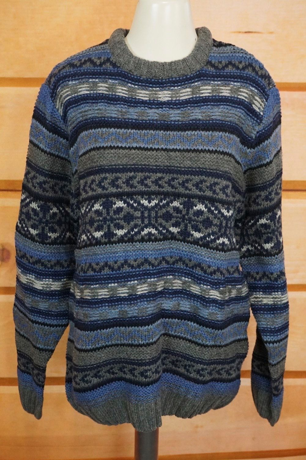 NATIVE YOUTH | Winter Fisherman Knit Sweater and 50 similar items