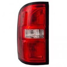 Fits 14-15 GMC Sierra 1500, Denali Left Driver Tail Lamp Assembly - $239.95