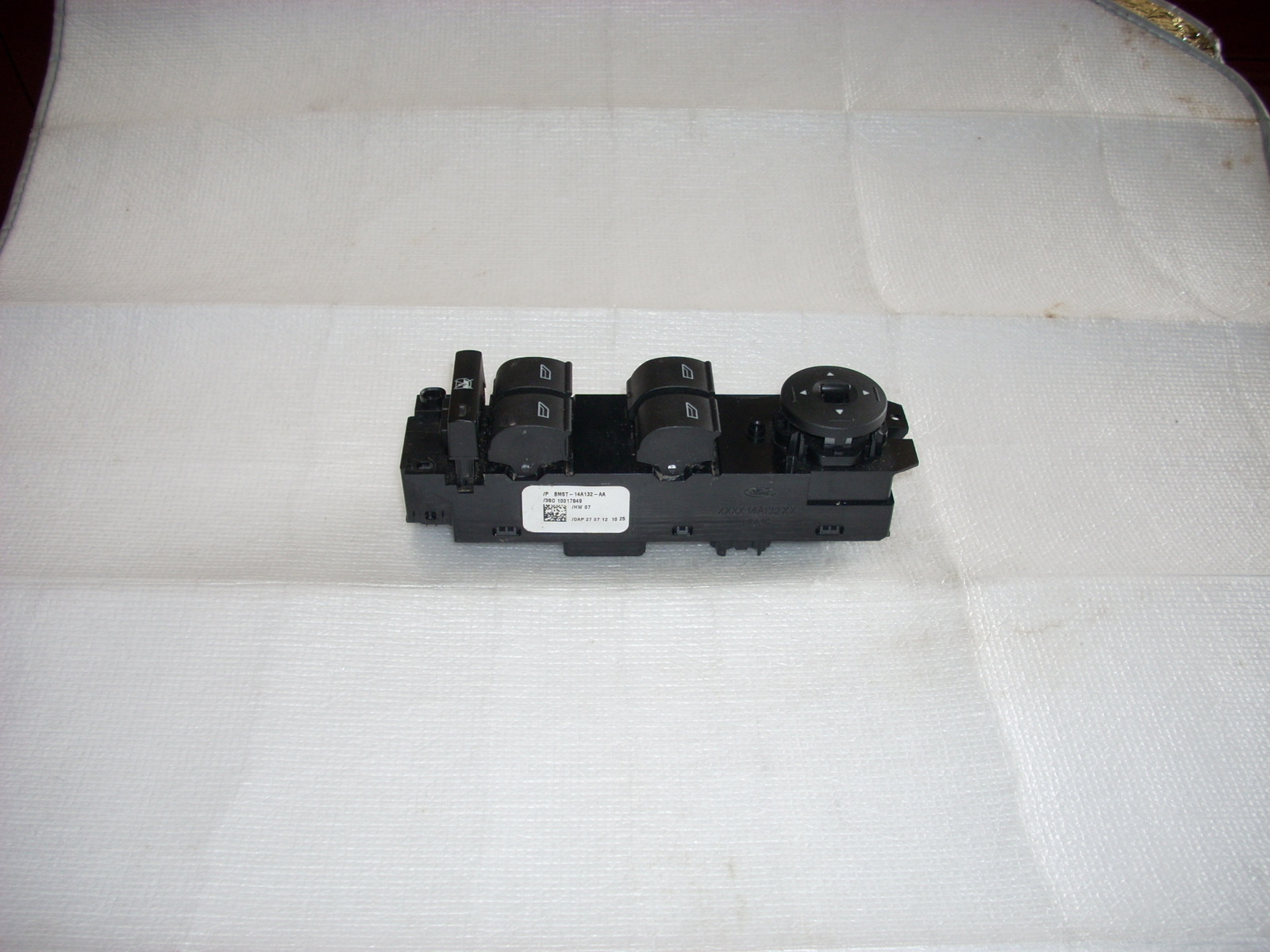 2013 FORD FOCUS MASTER DOOR WINDOW SWITCH