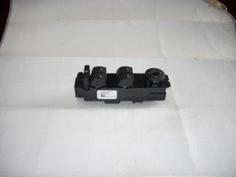 2013 FORD FOCUS MASTER DOOR WINDOW SWITCH  image 1