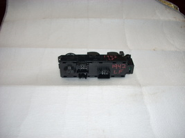 2013 FORD FOCUS MASTER DOOR WINDOW SWITCH  image 2