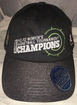 2017 Pac 12 Womens Basketball Tournament Champions Baseball Hat Stanford - $9.46
