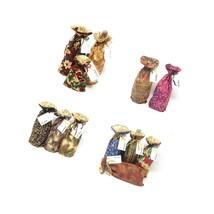 Gift Bags Sampler Bundle-Reusable Drawst Gift Bag   Eco-Friendly To Pape... - $143.99
