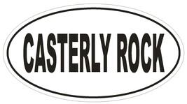 CASTERLY ROCK Oval Bumper Sticker or Helmet Sticker D1968 Euro Game of Thrones - $1.39+