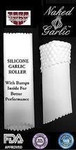 Silicone Garlic Peeler - By Naked Garlic (White) - $4.99
