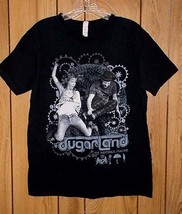 Sugarland Concert Tour T Shirt The Incredible Machine 2011 - $49.99
