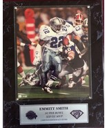 EMMITT SMITH DALLAS COWBOYS #22 NFL pro football player AUTOGRAPHED PHOT... - $74.45