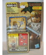 """KRE-O - DUNGEONS & DRAGONS - Collection 1 - """"WULFGAR"""" - $25.00"""