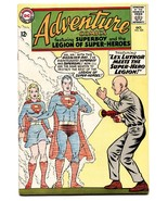 ADVENTURE COMICS #325 comic book 1964-SUPERBOY-LEX LUTHOR-LEGION VF+ - $99.33