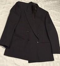JONES NEW YORK Women 100% Wool Career BLAZER Suit Jacket COAT Size L - $28.79