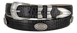 Silverwood- Men's Italian Calfskin Designer Golf Dress Belt (ACHA,32) - $39.55
