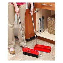 Smart Broom Dustpan Foldable Compact Cleaning S... - $35.73