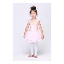 Children Girl Ballet Dancing Dress Diamante Bowknot Backless Dress Ball ... - $30.99