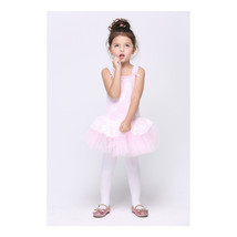 Vest Dress Ballet Girl Costume Ball Gown Dancing Dress M - $30.99