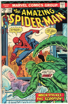"""The Amazing Spider-Man #146, Featuring the Scorpion.  New Comic """"Gloss""""! - $69.99"""