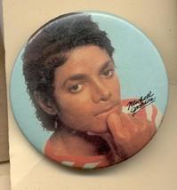 "Michael Jackson   Pin  2 1/4"" - $14.99"