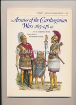 Armies of the Carthaginian Wars 265-146 BC (Men at Arms Series, 121) - $8.75