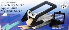 Multipurpose french fry slicer apple corer vegetable slicerRobinson Knif... - $17.28