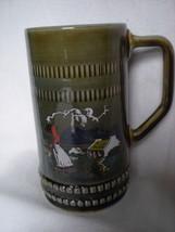 Wade Irish Porcelain Large Mug Tankard Woman Hi... - $18.50
