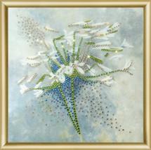 Blowing. DIY Kit for Crystals Artwork Diamond P... - $39.00