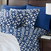 GARDEN TRELLIS LATTICE HOTEL QUALITY DEEP POCKET SUPER SOFT BED SHEETS S... - $36.99+