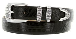 "Napa Men's Italian Calfskin Leather Designer Dress Golf Belt 1-1/8"" Wide (32,... - $24.70"