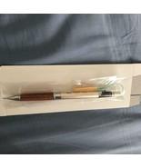 PILOT H-2085 0.5 mm Mechanical Pencil Wooden Grip Rare Stationary From J... - $192.78