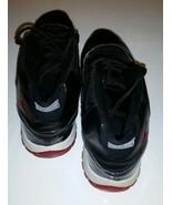2008 Nike Air Jordan Retro XI Mid Bred Size 11 Black Varsity Red Jam - $327.25