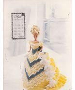 Annie Potter April 1993  Barbie Victorian Gown ... - $5.99