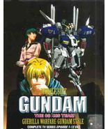 Gundam The 08 MS Team Complete Series DVD - $15.99