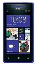 HTC 8X 16GB Unlocked GSM 4G LTE Dual-Core Windows 8 Smartphone - Blue - $118.00