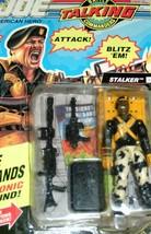 G.I. Joe Battle Talking Commanders Stalker Ranger - $14.95