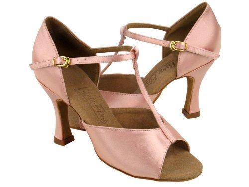 "Ladies Women Ballroom Dance Shoes from Very Fine C1609 Series 3"" Heel (6, Fle..."