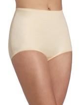 Rago Women's Plus-Size Control Panty Brief, Beige, 6X-Large (42) - $22.00