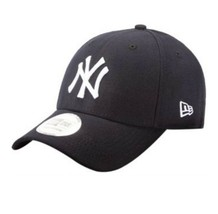 New Era Men's New York Yankees 9Forty Pinch Hitter Navy Adjustable Hat - $46.74
