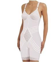Rago Shapewear Body Briefer / Body Shaper Style 9071 - White - 48DD - $48.51