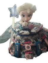Edible Disney Frozen Elsa Doll Candy Dress - $53.99