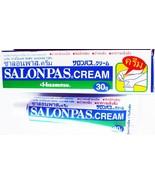 NEW SALONPAS CREAM RELIEF MUSCLE PAIN SPRAIN STRAIN BACKACHE 30g x5 BOX ... - $22.99