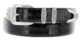 "Napa Men's Italian Calfskin Leather Designer Dress Golf Belt 1-1/8"" Wide (42,... - $24.70"