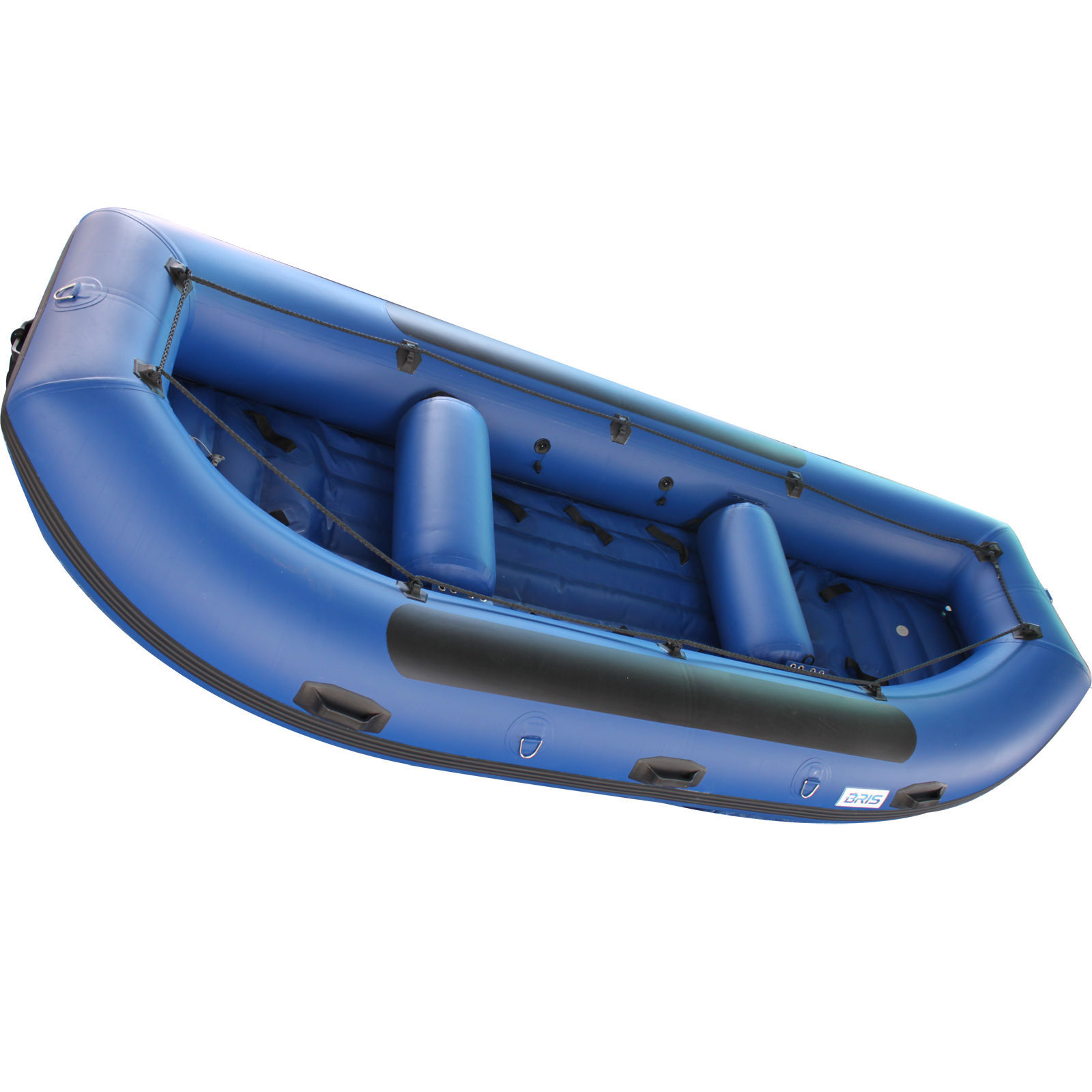 BRIS 13 ft Inflatable Raft White Water River Raft  Inflatable Boat River Lake