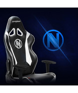 DXRacer OH/RE107/NW/ENVYUS High-Back Racing Seat Gaming Chair PU(Black/W... - $369.00